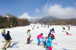 サンメドウズ 清里スキー場