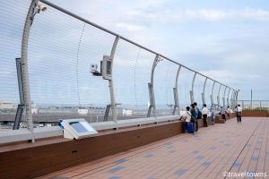 羽田空港 第3ターミナル(旧称:国際線ターミナル)展望デッキ