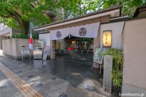 徳川慶喜公屋敷跡碑