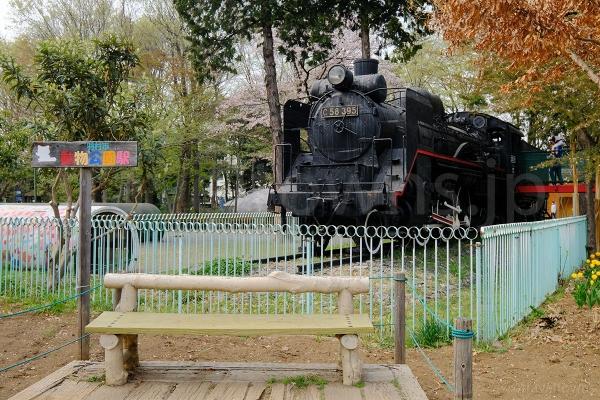 C58蒸気機関車(C58 395)