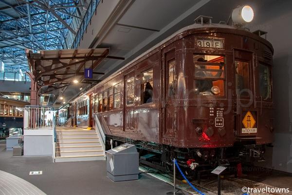 1936(昭和11)年製造のクモハ40形電車