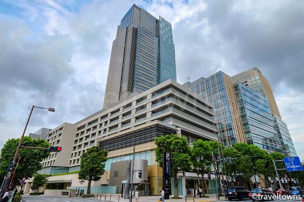 東京ミッドタウンの外観
