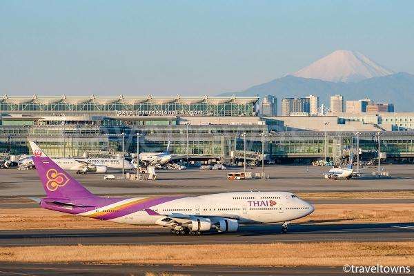 天気が良ければ富士山が見える