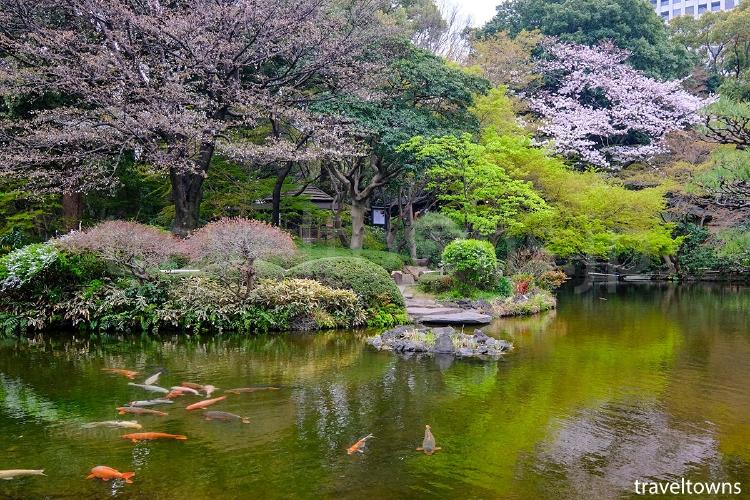 ホテルニューオータニ 東京 日本庭園