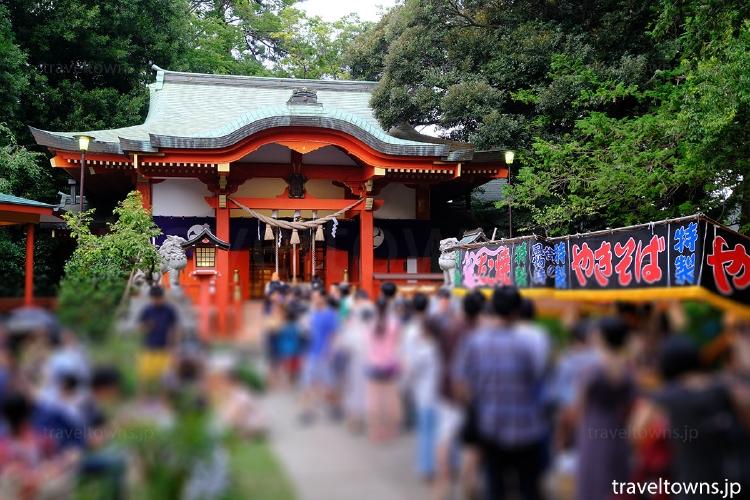 熊野神社(自由が丘)