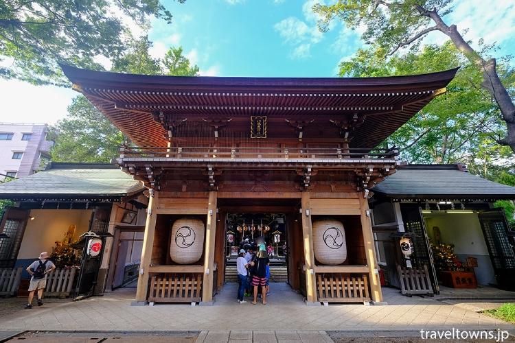 八幡大神社(三鷹)