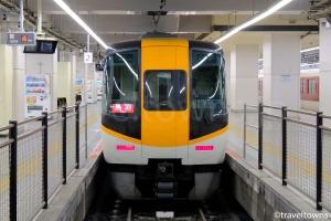 近鉄特急(京都~松阪・鳥羽・賢島)