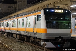 JR中央線・各駅停車
