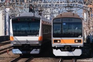 JR中央線・快速